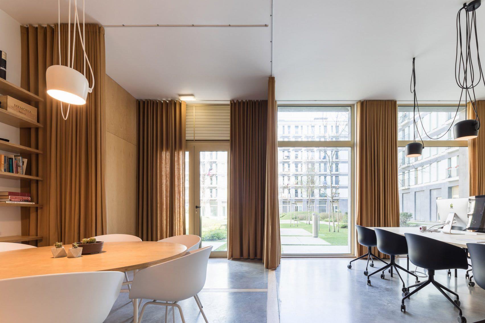 шторы для офиса фото дизайн интереснее смотрятся
